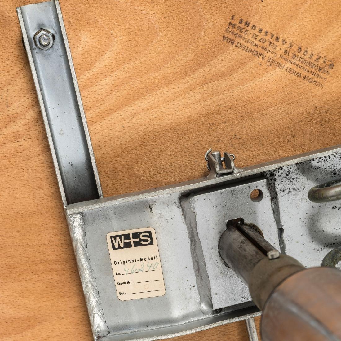 'SE 140R' desk chair, 1957 - 6