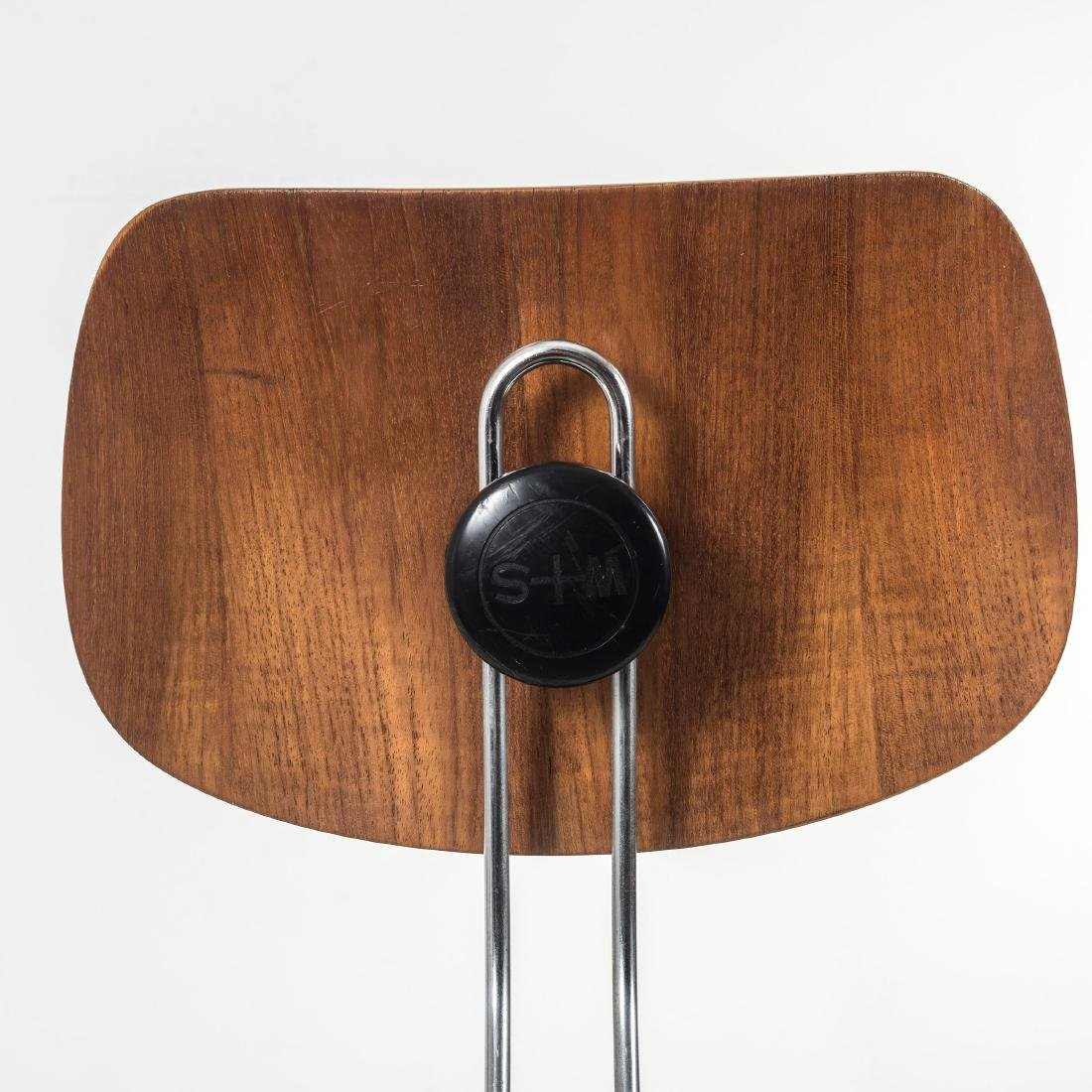 'SE 140R' desk chair, 1957 - 7