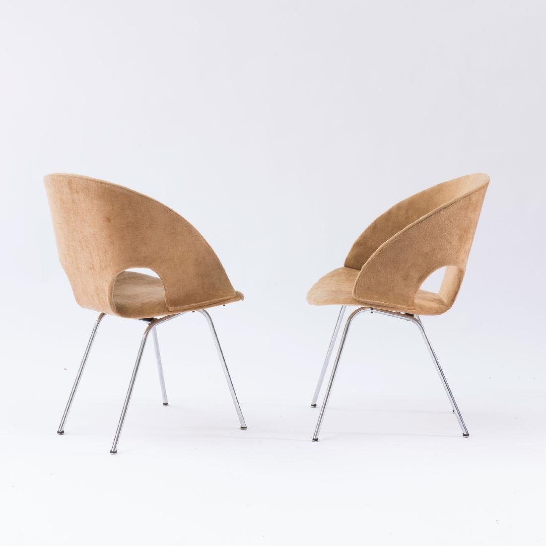 Two '350' armchairs, 1957 - 2