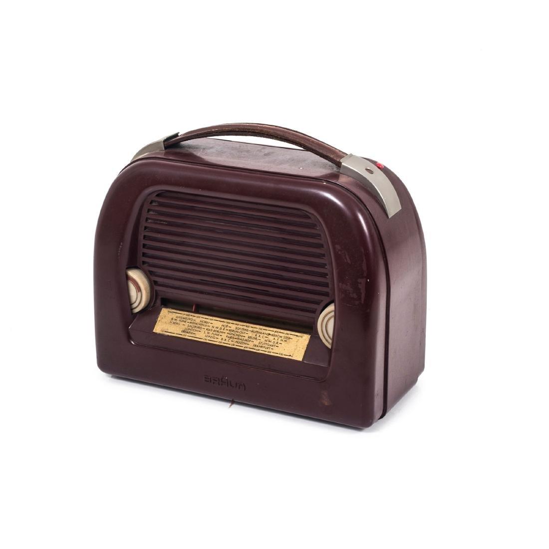 'Pl 51' transistor radio, 1951