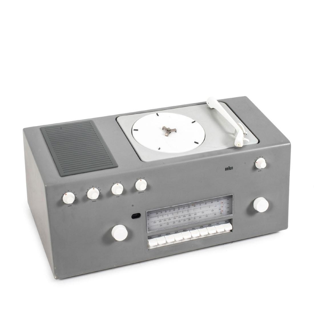 'Studio 1' radio -phono unit, 1957