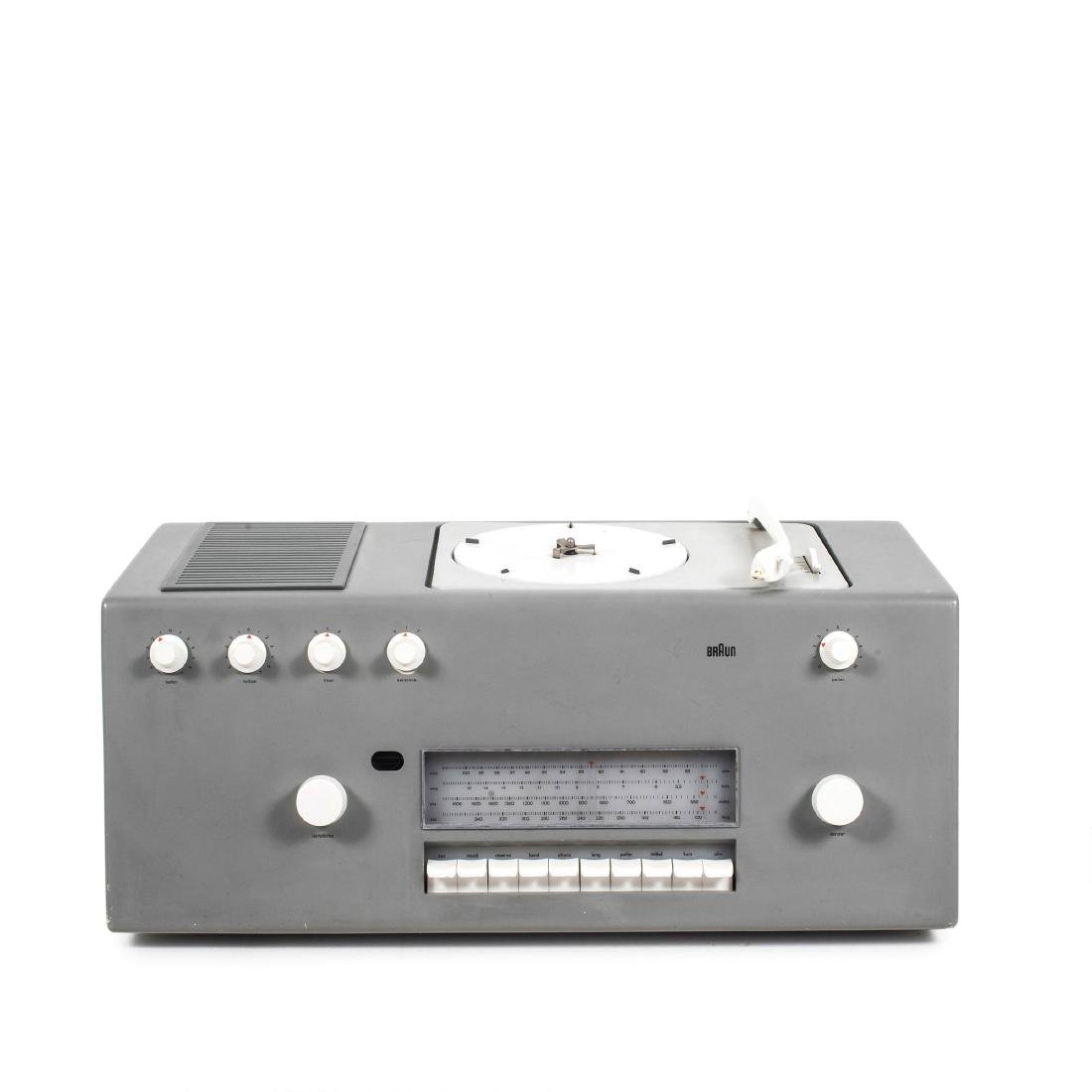 'Studio 1' radio -phono unit, 1957 - 3