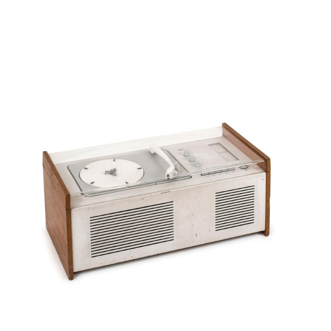 'SK 5' radio phono system, 1958