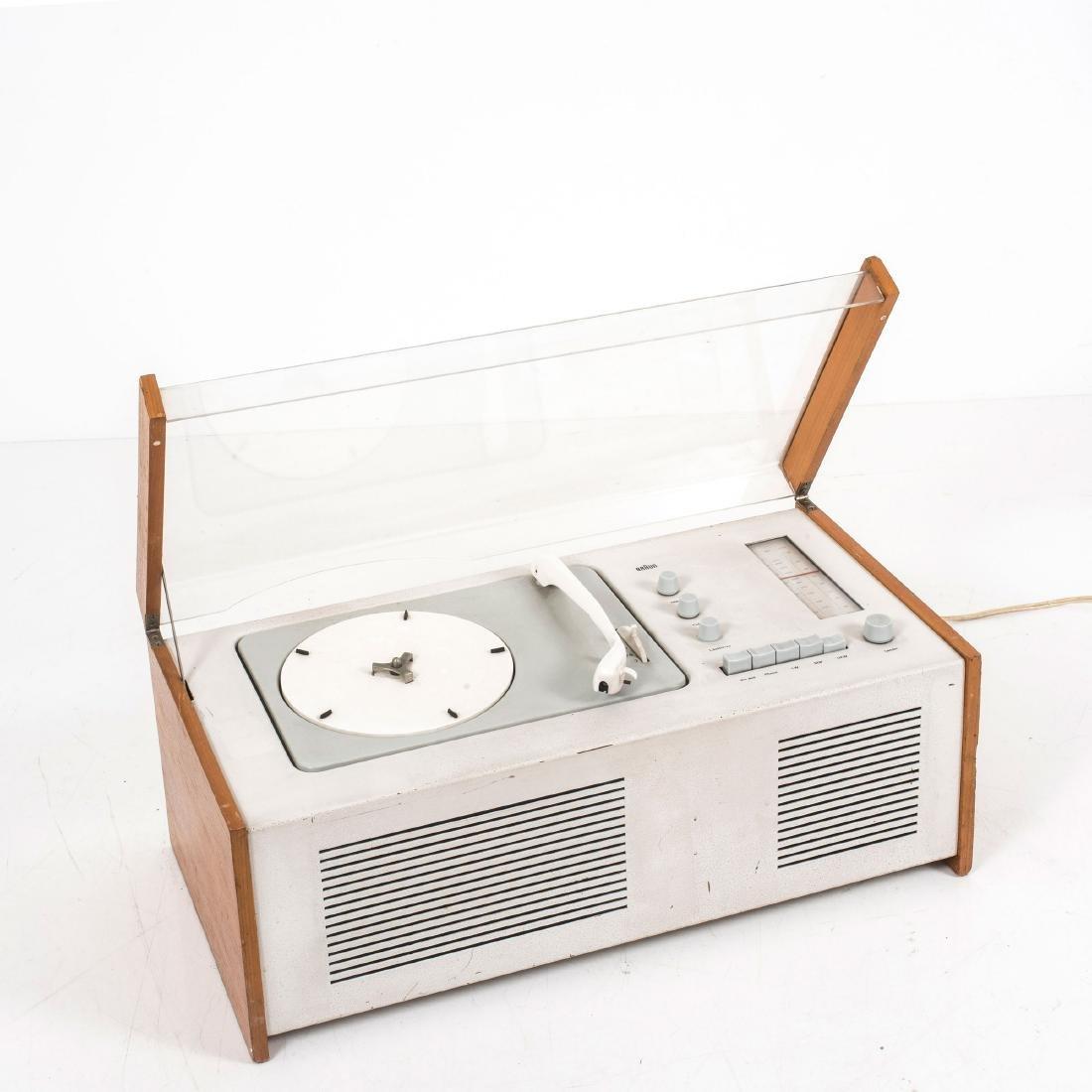 'SK 5' radio phono system, 1958 - 2