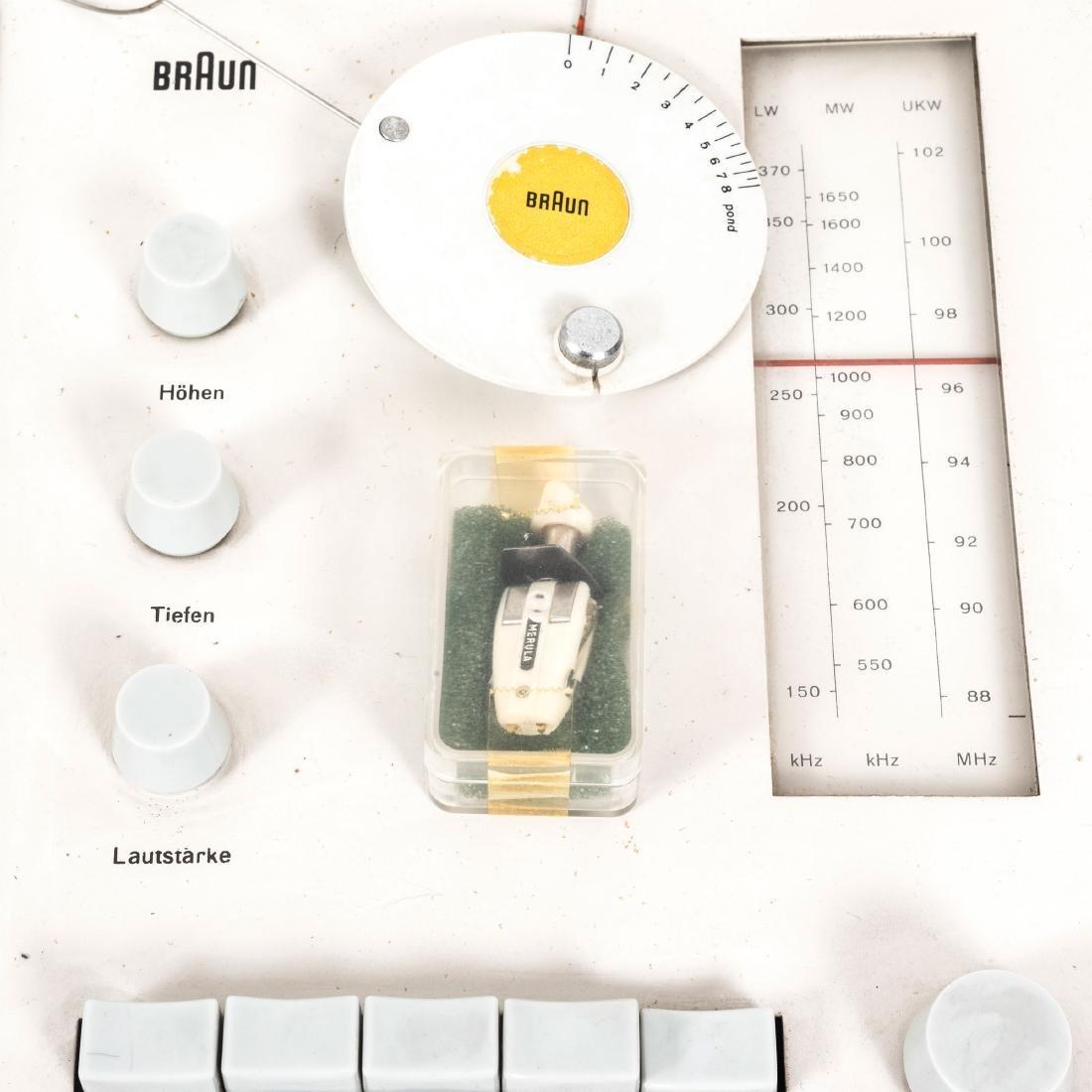 'SK 5' radio phono system, 1958 - 3