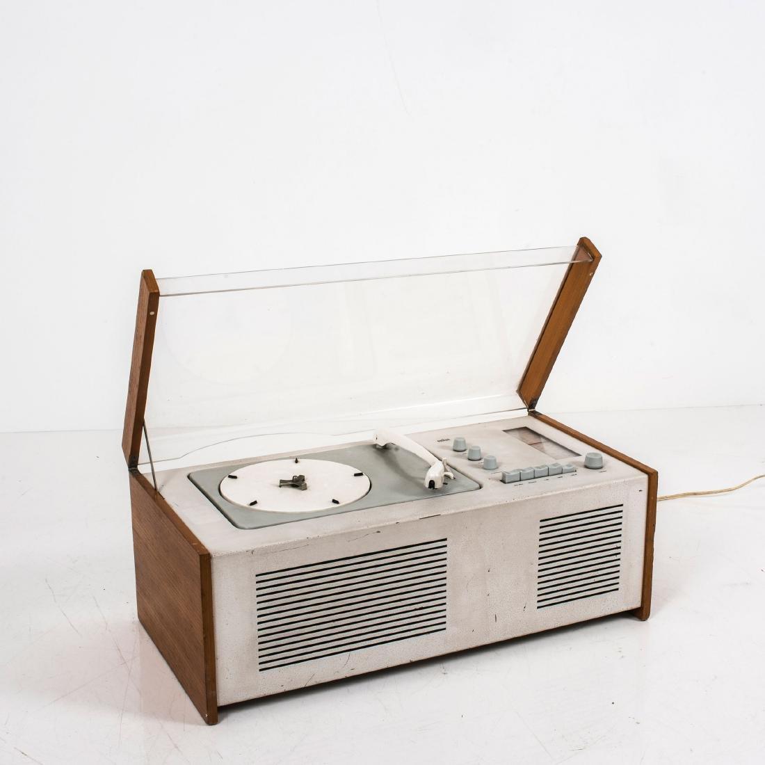 'SK 5' radio phono system, 1958 - 4