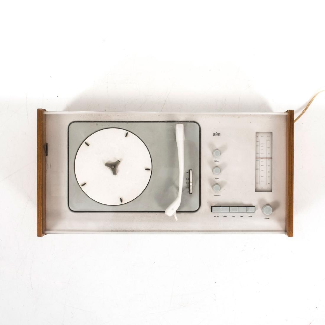 'SK 5' radio phono system, 1958 - 5