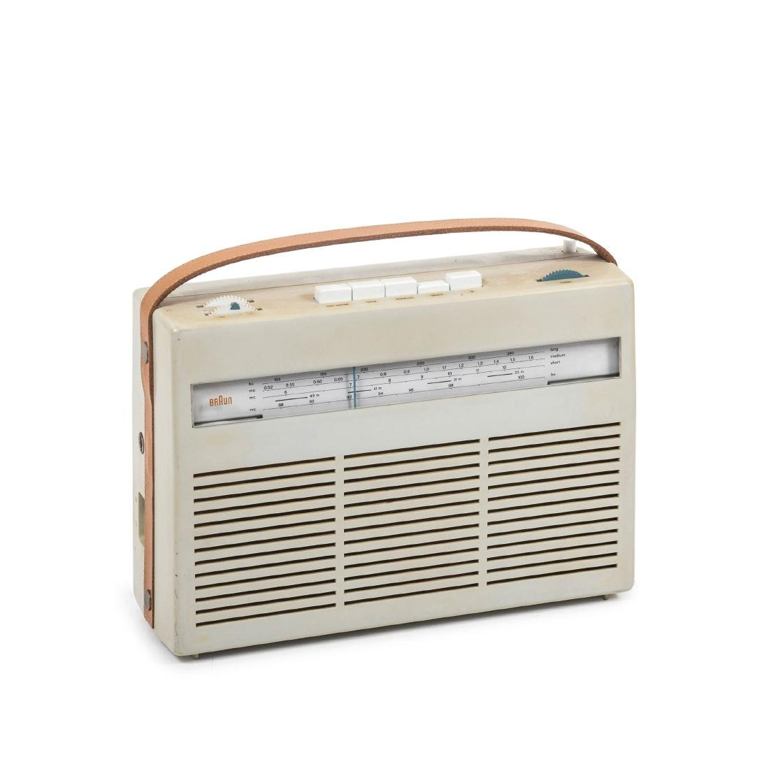 'Transistor K' radio, 1959