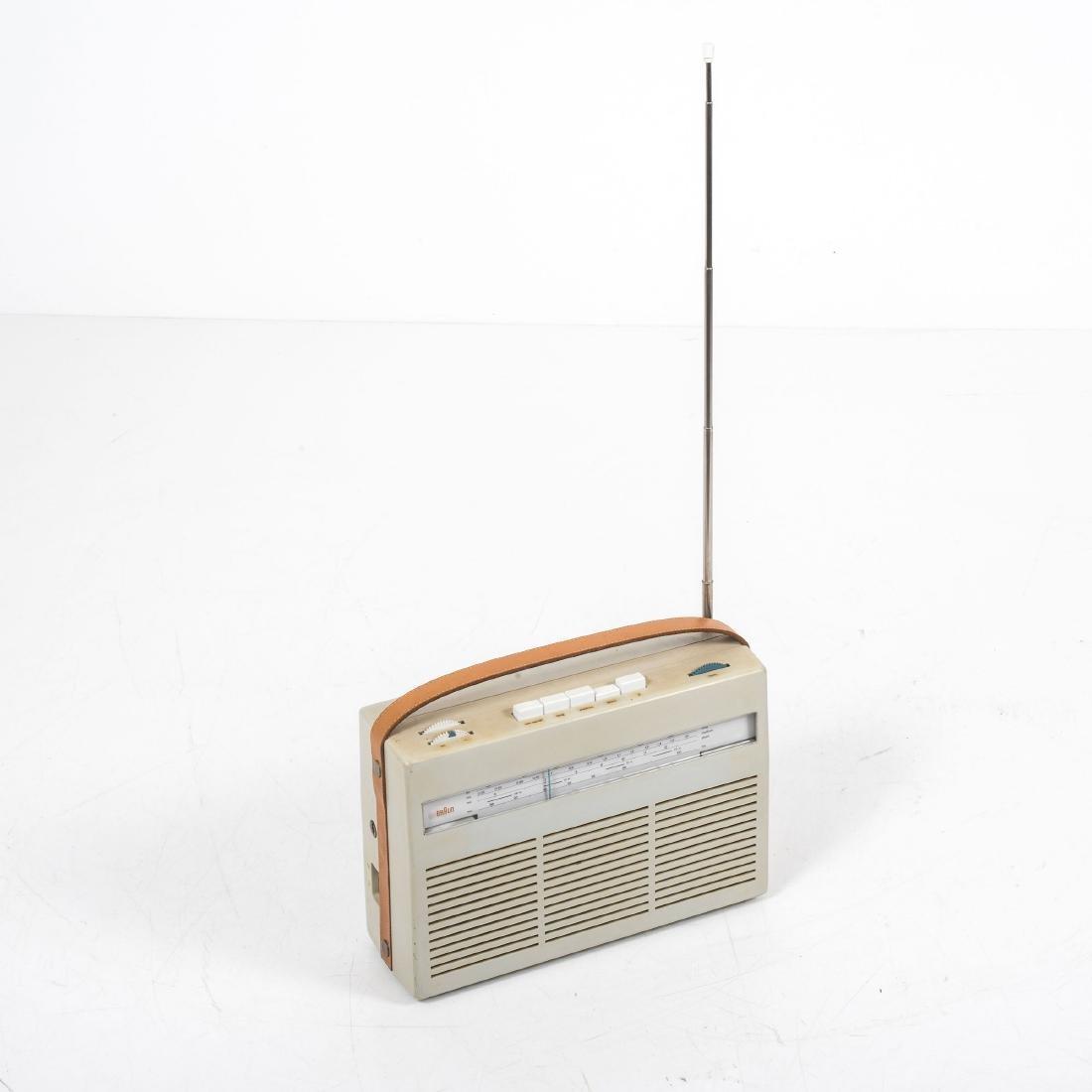 'Transistor K' radio, 1959 - 2