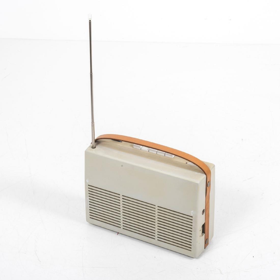 'Transistor K' radio, 1959 - 3