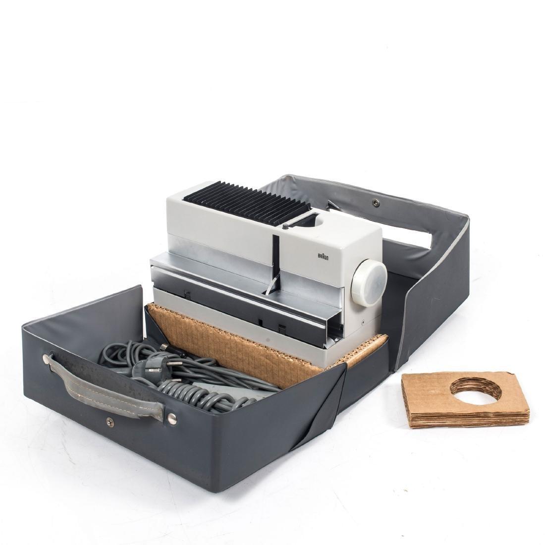 'D 40' slide projector, 1961 - 2
