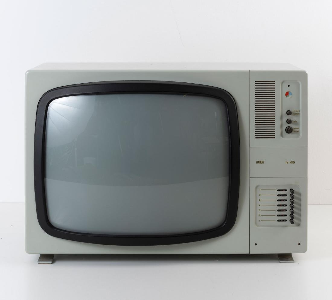 'FS 1010' TV set, 1969 - 3