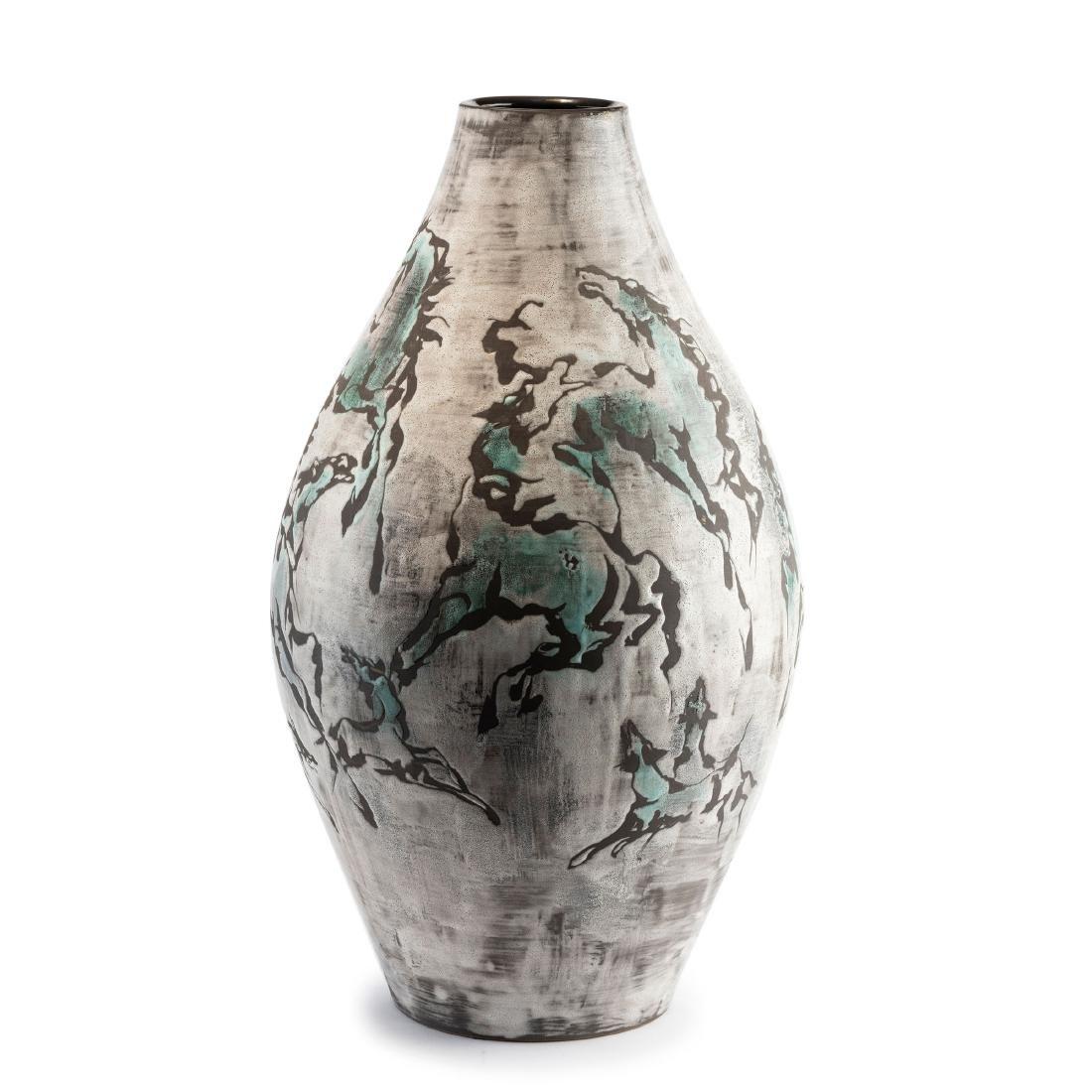 Tall vase, 1960s