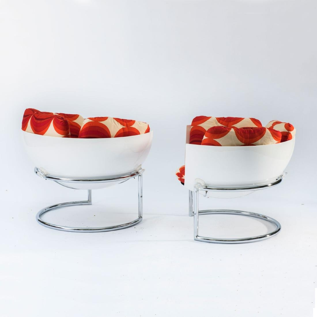 Two 'Joker' easy chairs, c. 1966 - 3