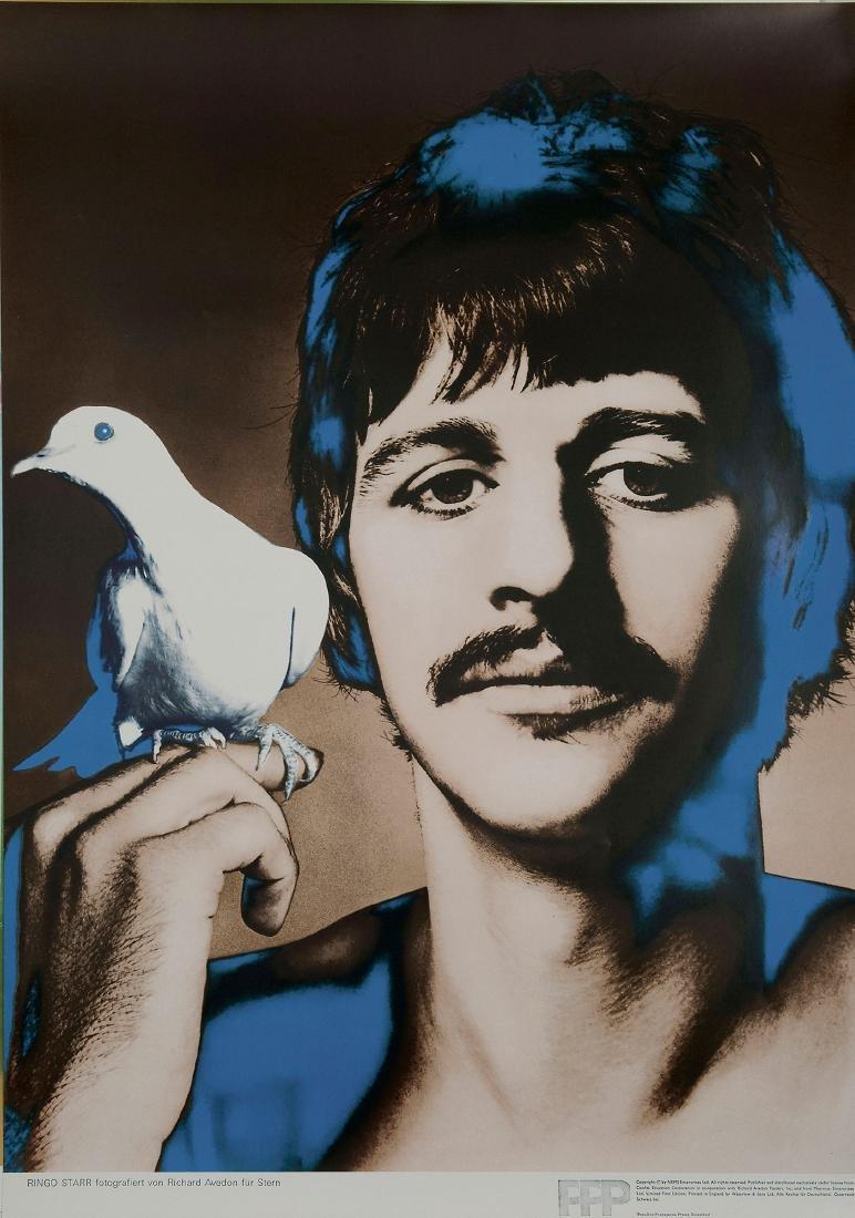 Five 'Beatles' posters, 1967 - 3