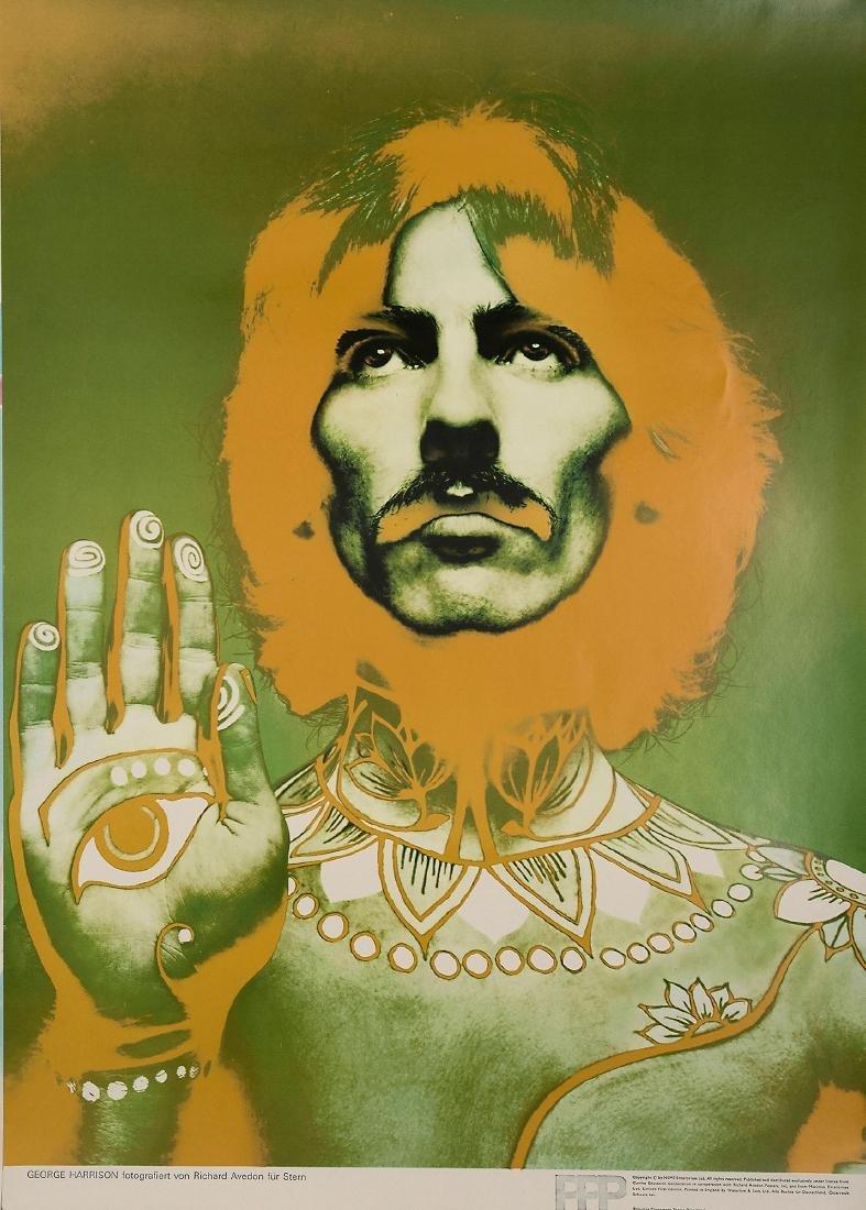 Five 'Beatles' posters, 1967 - 4