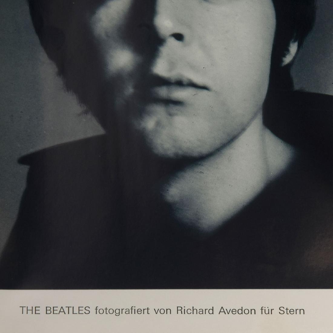 Five 'Beatles' posters, 1967 - 5