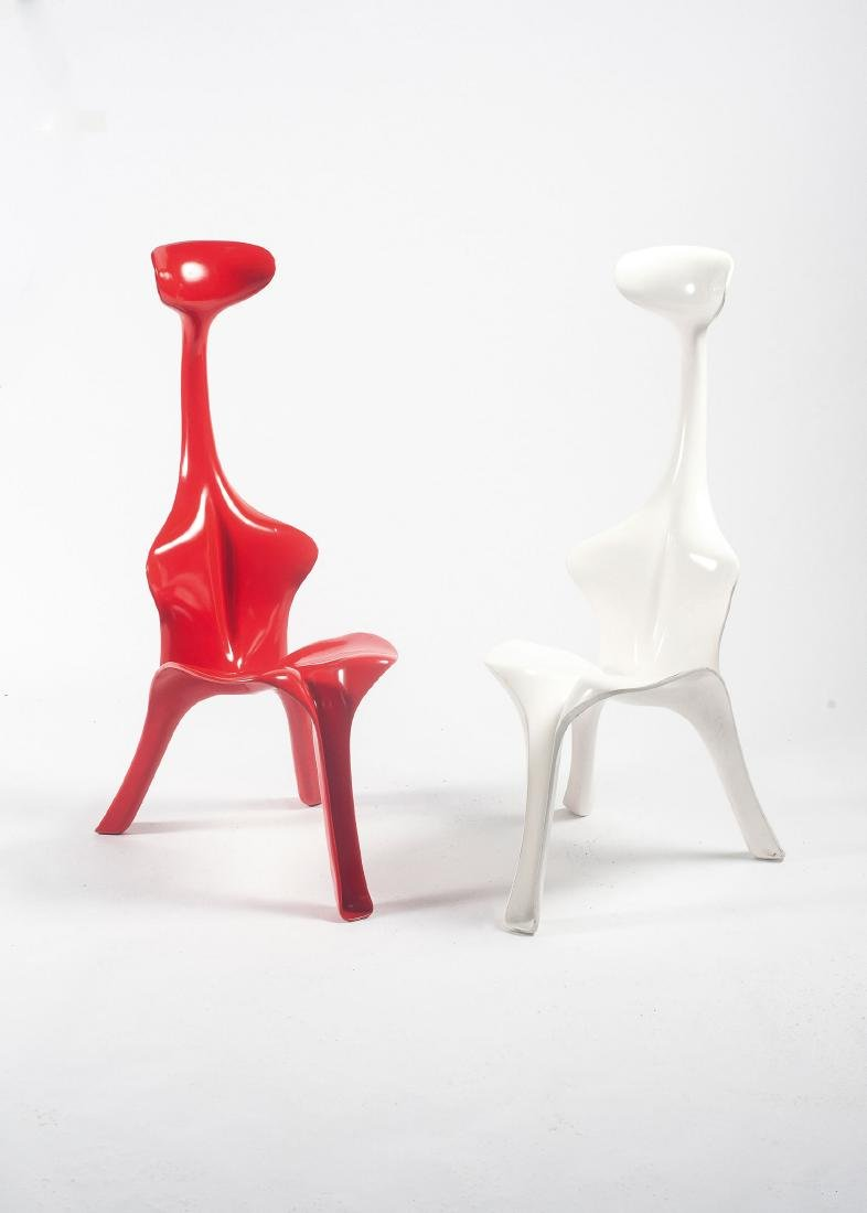 Unicum Prototype 'Floris' chair, 1967/1990 - 10