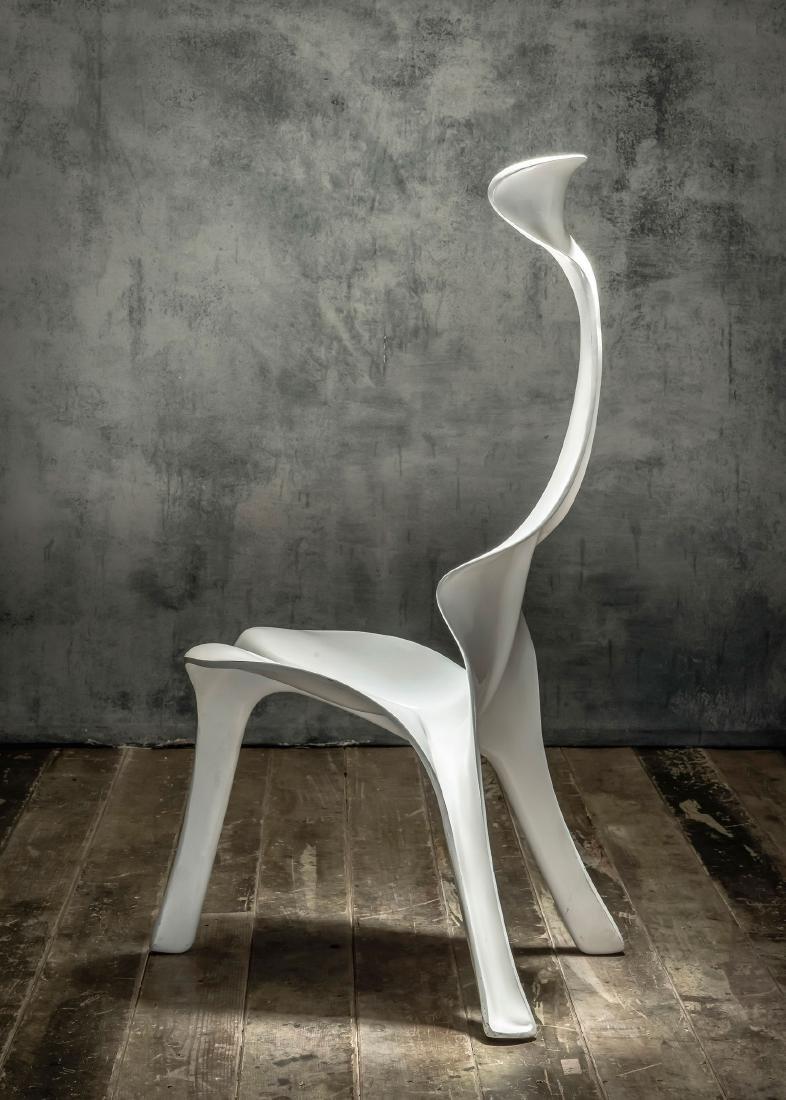 Unicum Prototype 'Floris' chair, 1967/1990 - 2