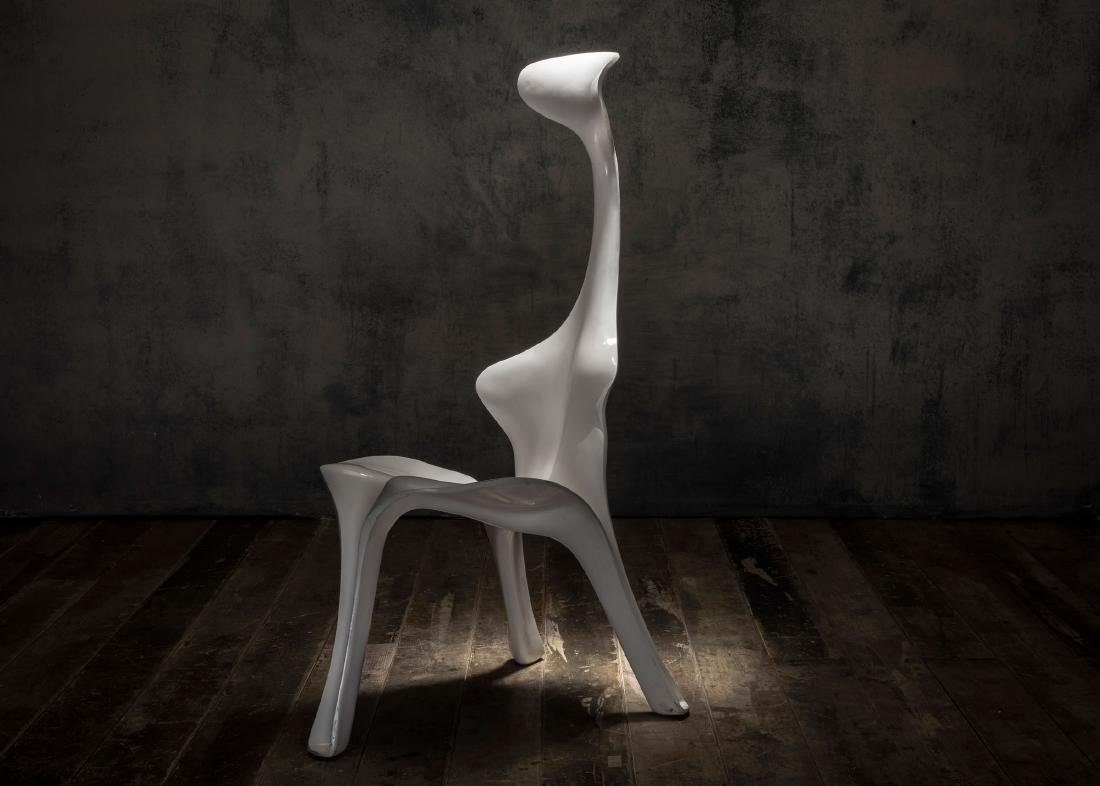 Unicum Prototype 'Floris' chair, 1967/1990 - 6
