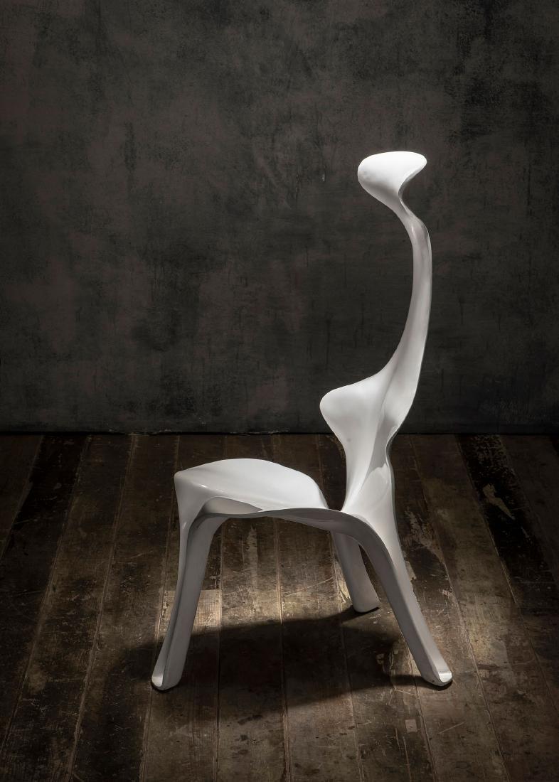 Unicum Prototype 'Floris' chair, 1967/1990 - 7