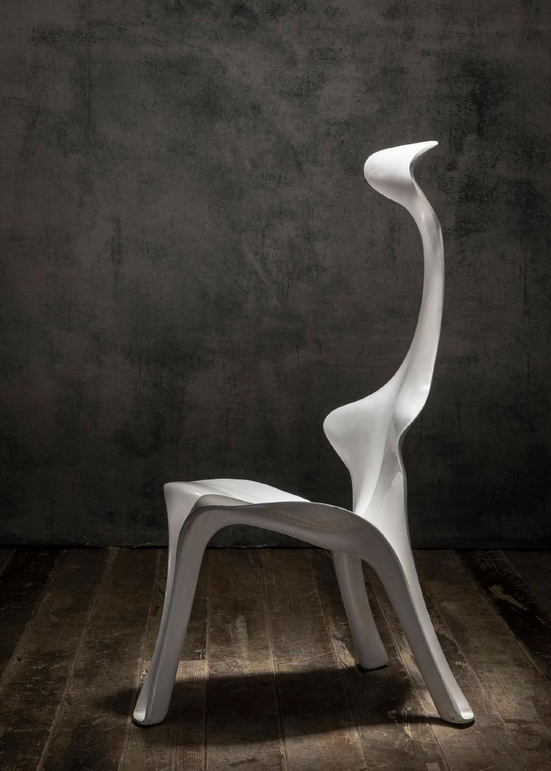 Unicum Prototype 'Floris' chair, 1967/1990 - 8