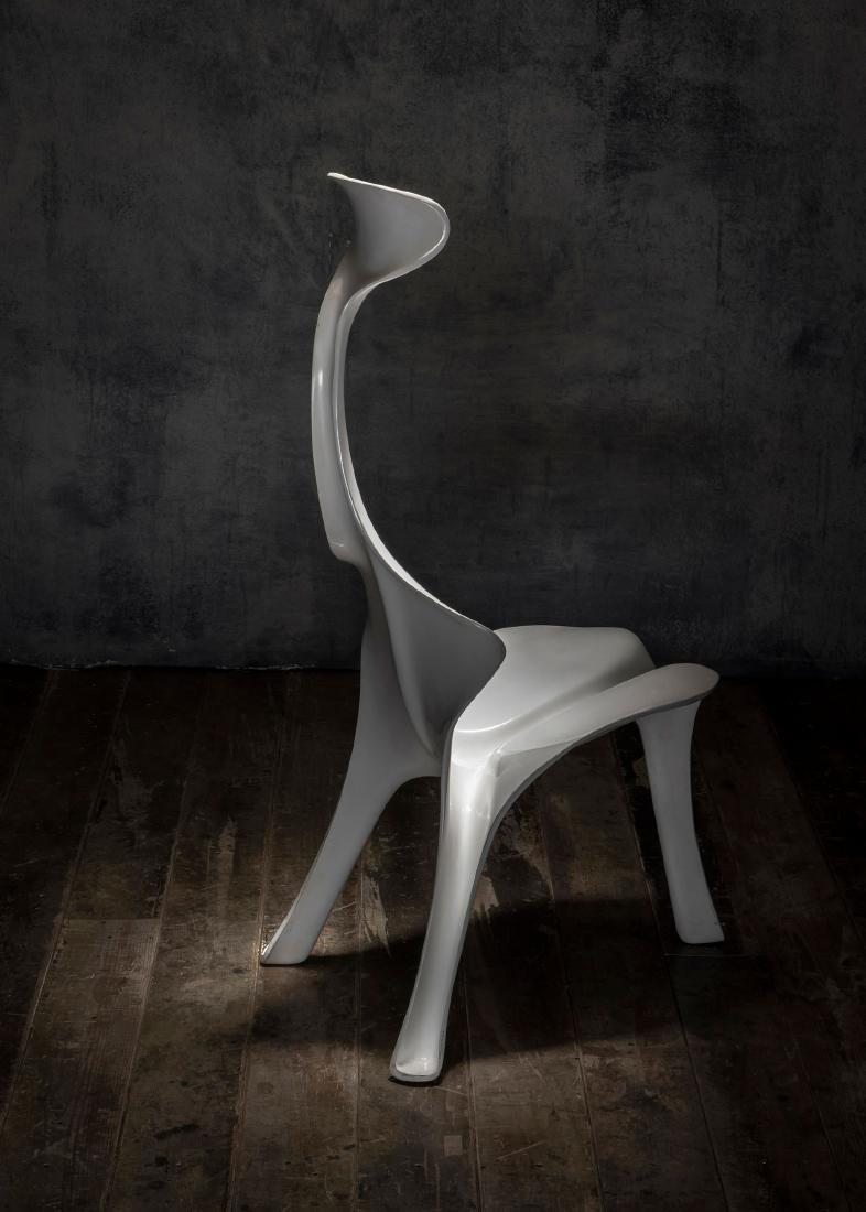 Unicum Prototype 'Floris' chair, 1967/1990 - 9