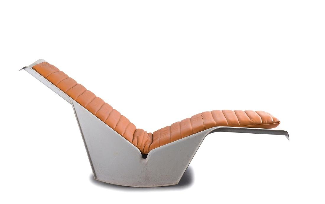 'Serpentina' lounge chair, 1976