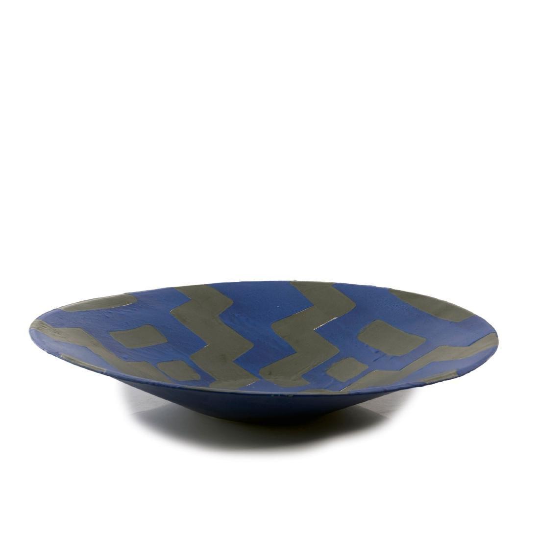 Large 'African' bowl, 1991