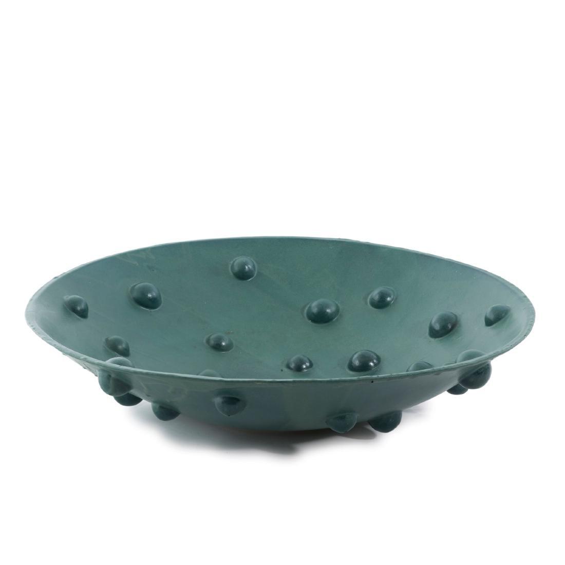 Large unicum 'Medusa' bowl, 1994