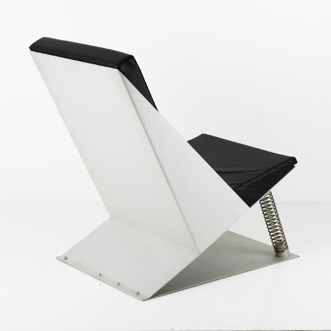 'Schleudersitz' easy chair, 1984/85 - 3