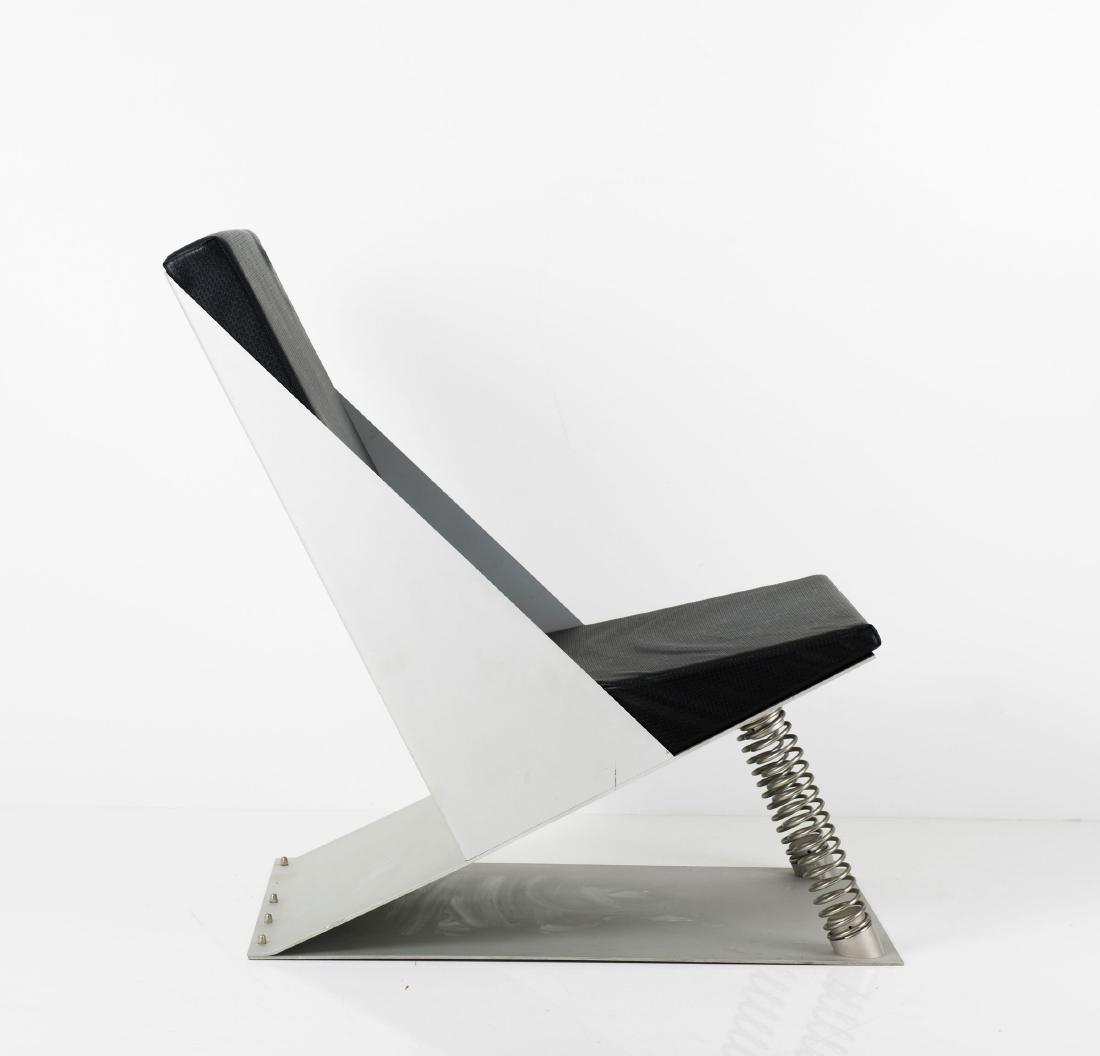 'Schleudersitz' easy chair, 1984/85 - 4