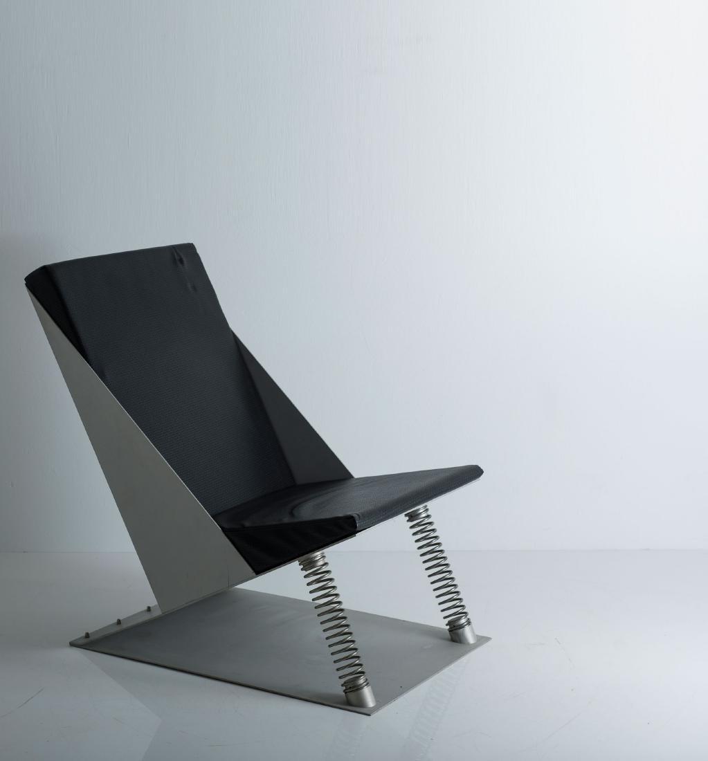 'Schleudersitz' easy chair, 1984/85 - 6