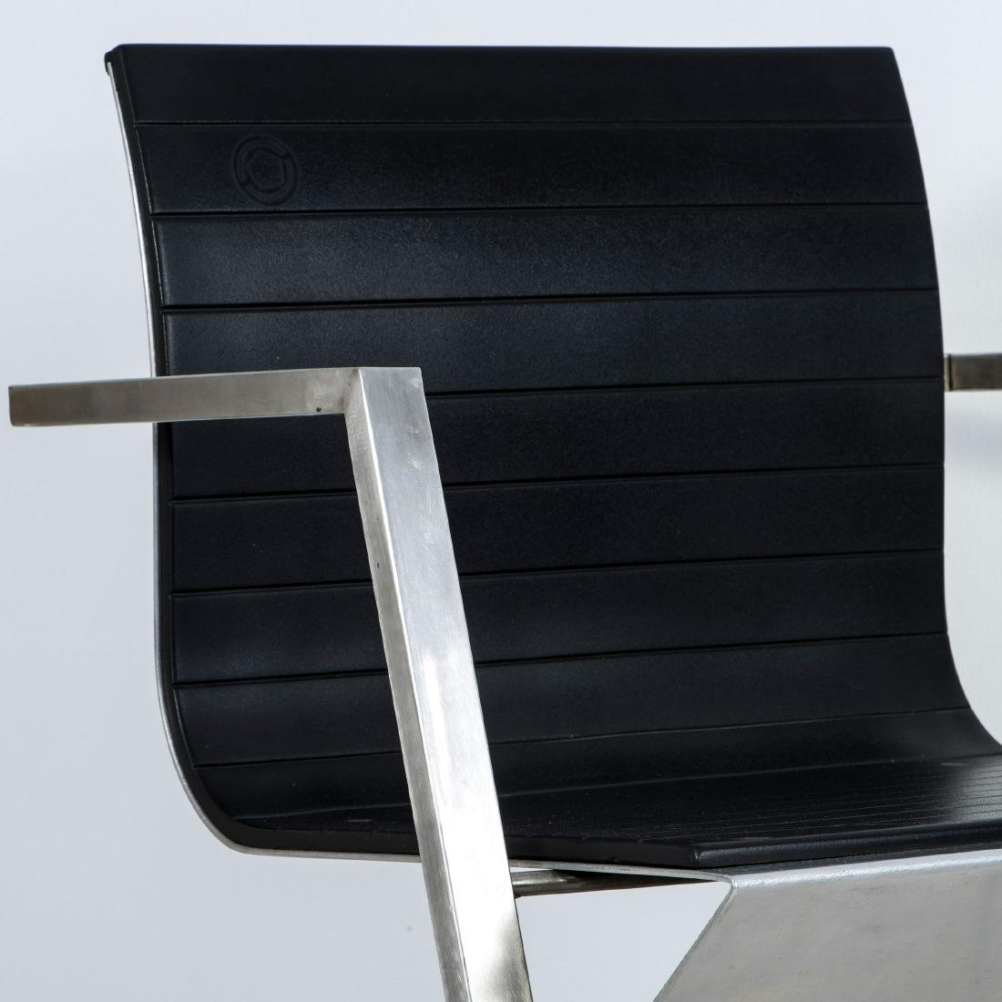 Two 'd8 Documenta' armchairs, 1987 - 3
