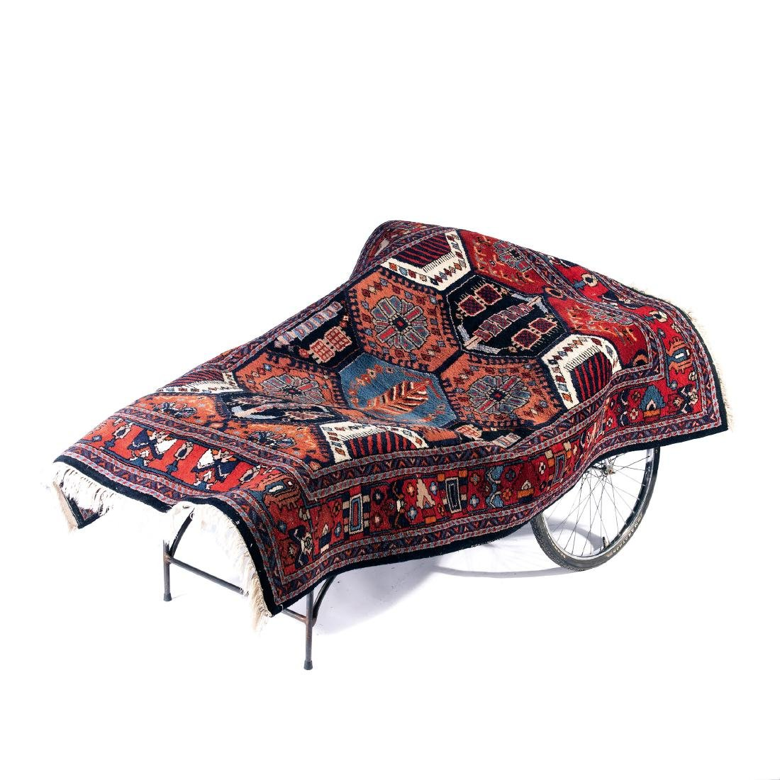 'Diwan' long chair, 1989/90