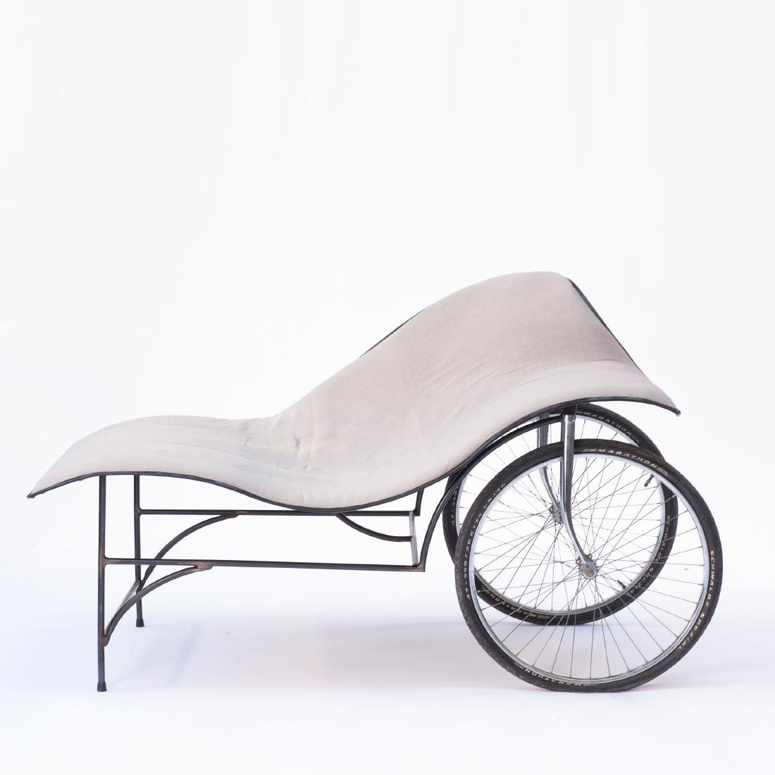 'Diwan' long chair, 1989/90 - 3