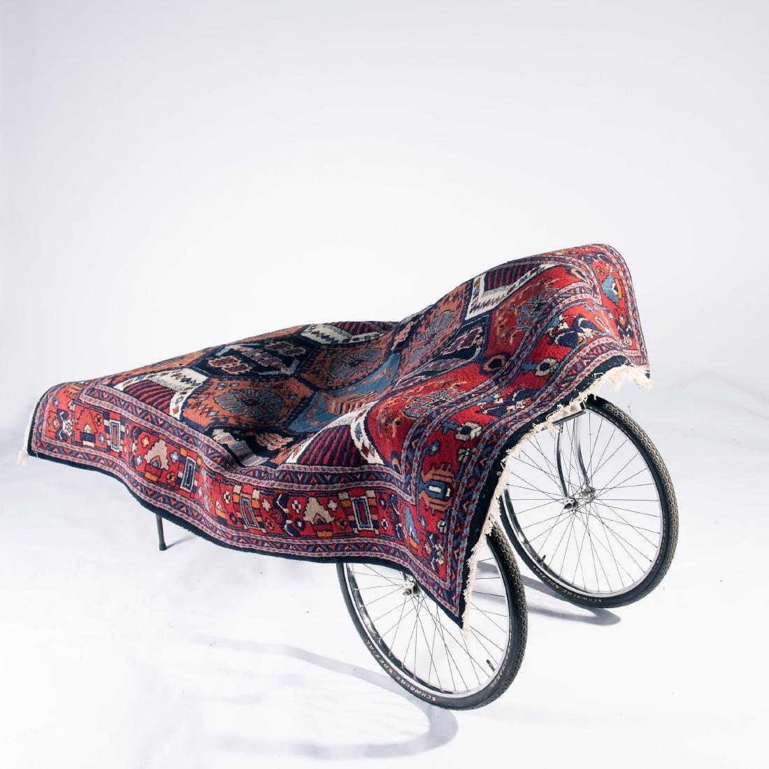 'Diwan' long chair, 1989/90 - 6