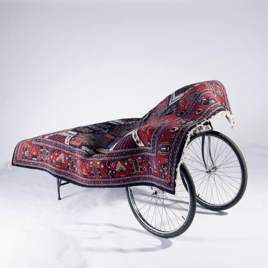 'Diwan' long chair, 1989/90 - 7
