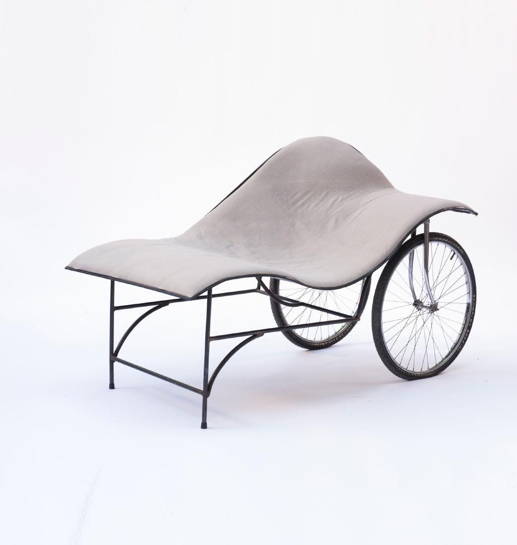 'Diwan' long chair, 1989/90 - 8