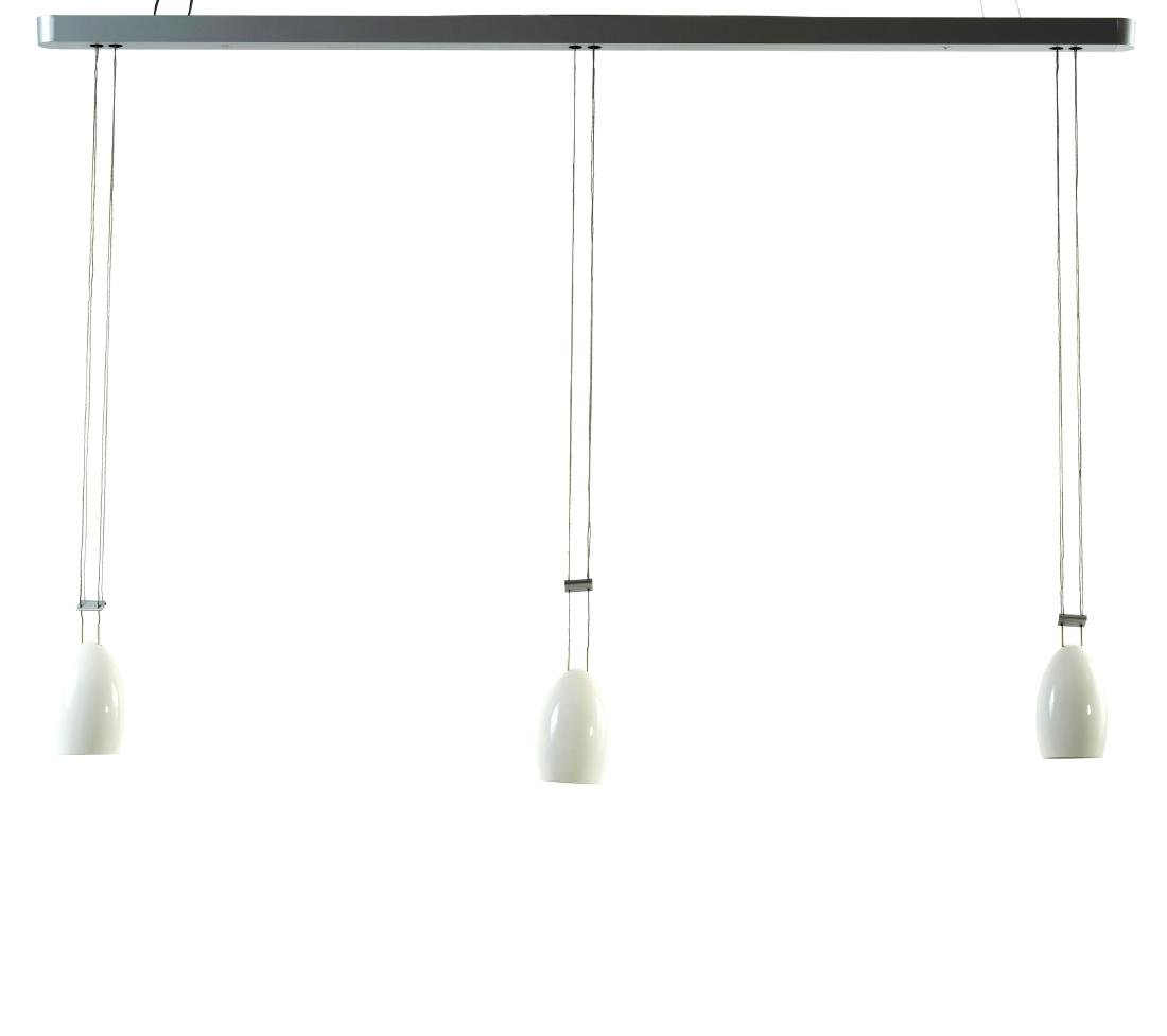 'OH China' ceiling light, c. 2001