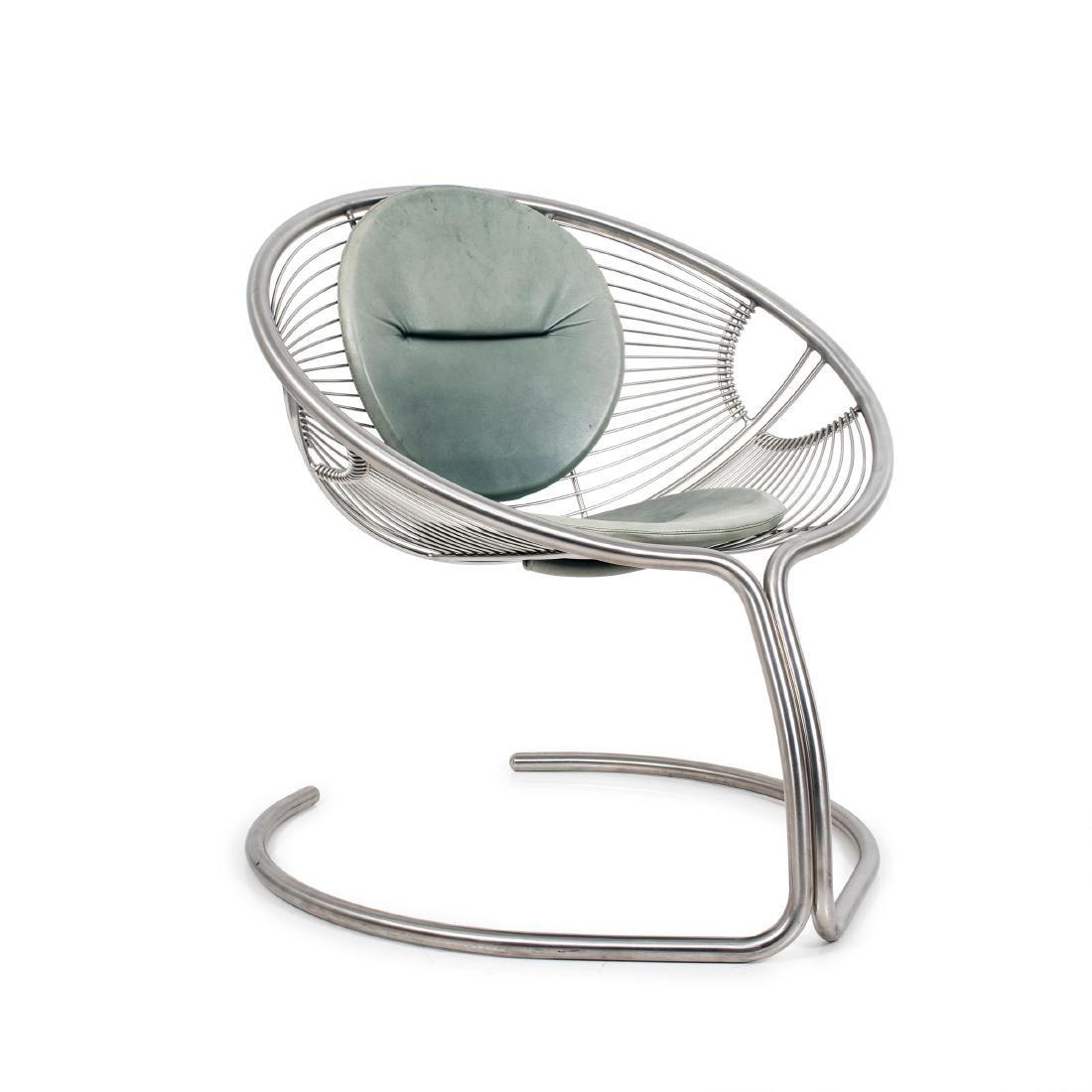 'Schalenschaukler SC 7.1' easy chair, 2005