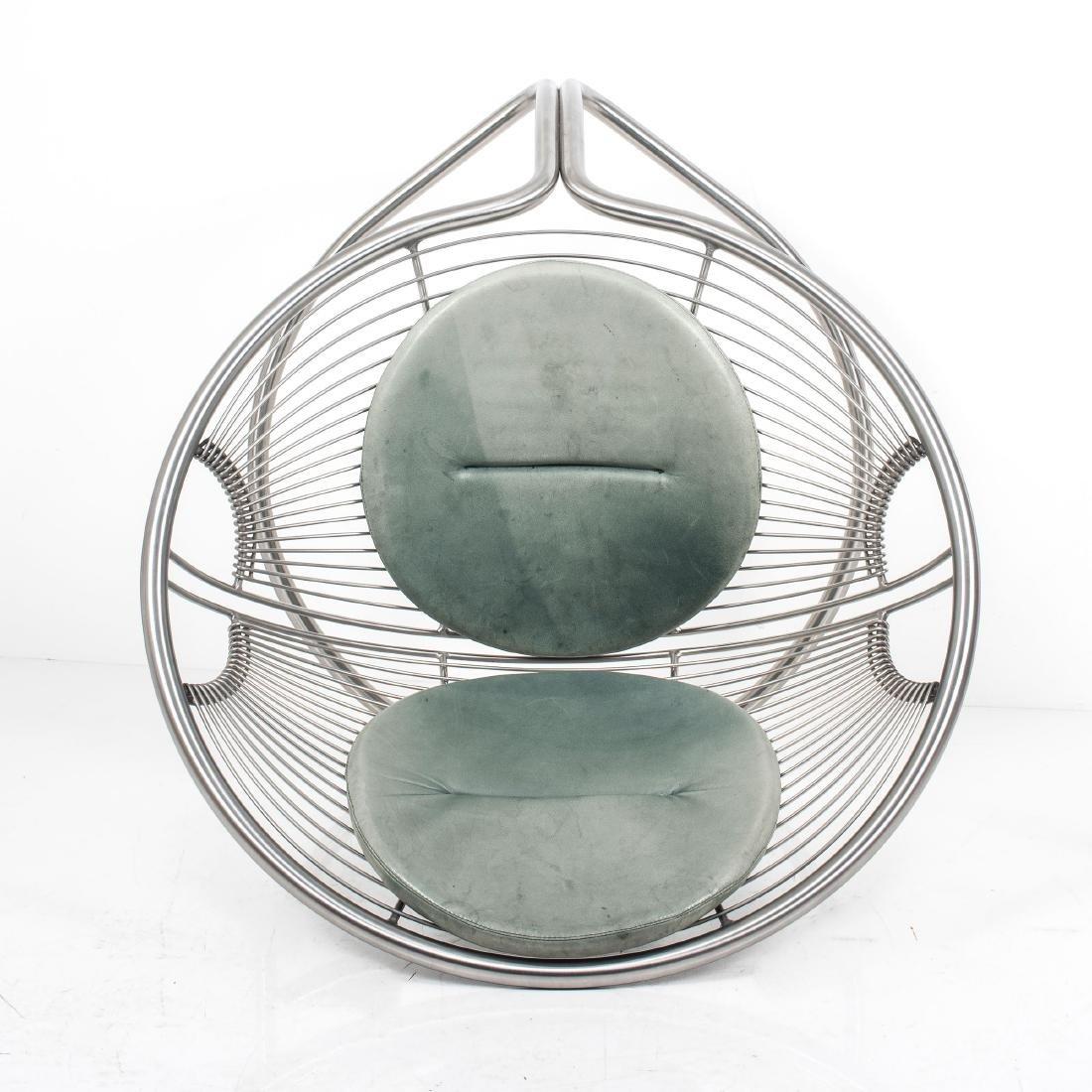 'Schalenschaukler SC 7.1' easy chair, 2005 - 5