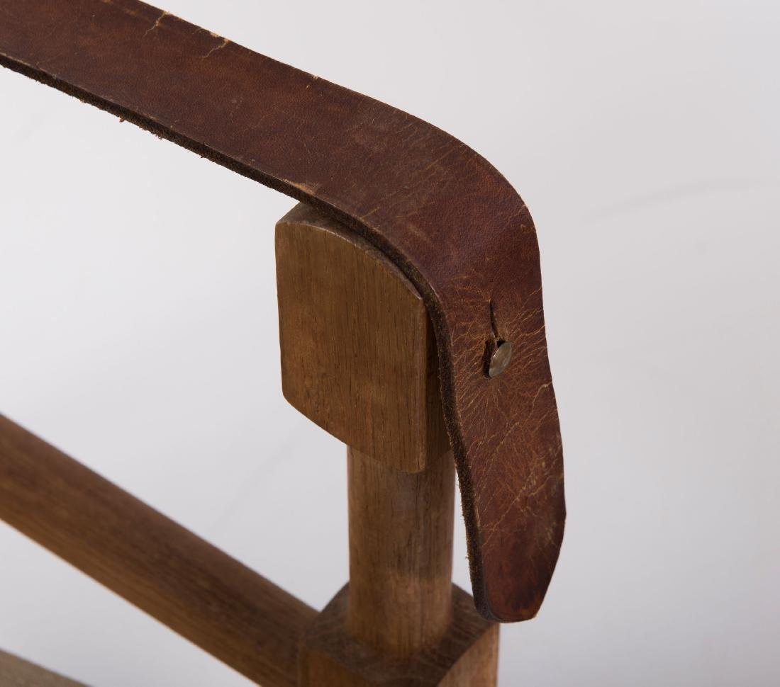 Two 'Colonial' folding chairs, c. 1928 - 3
