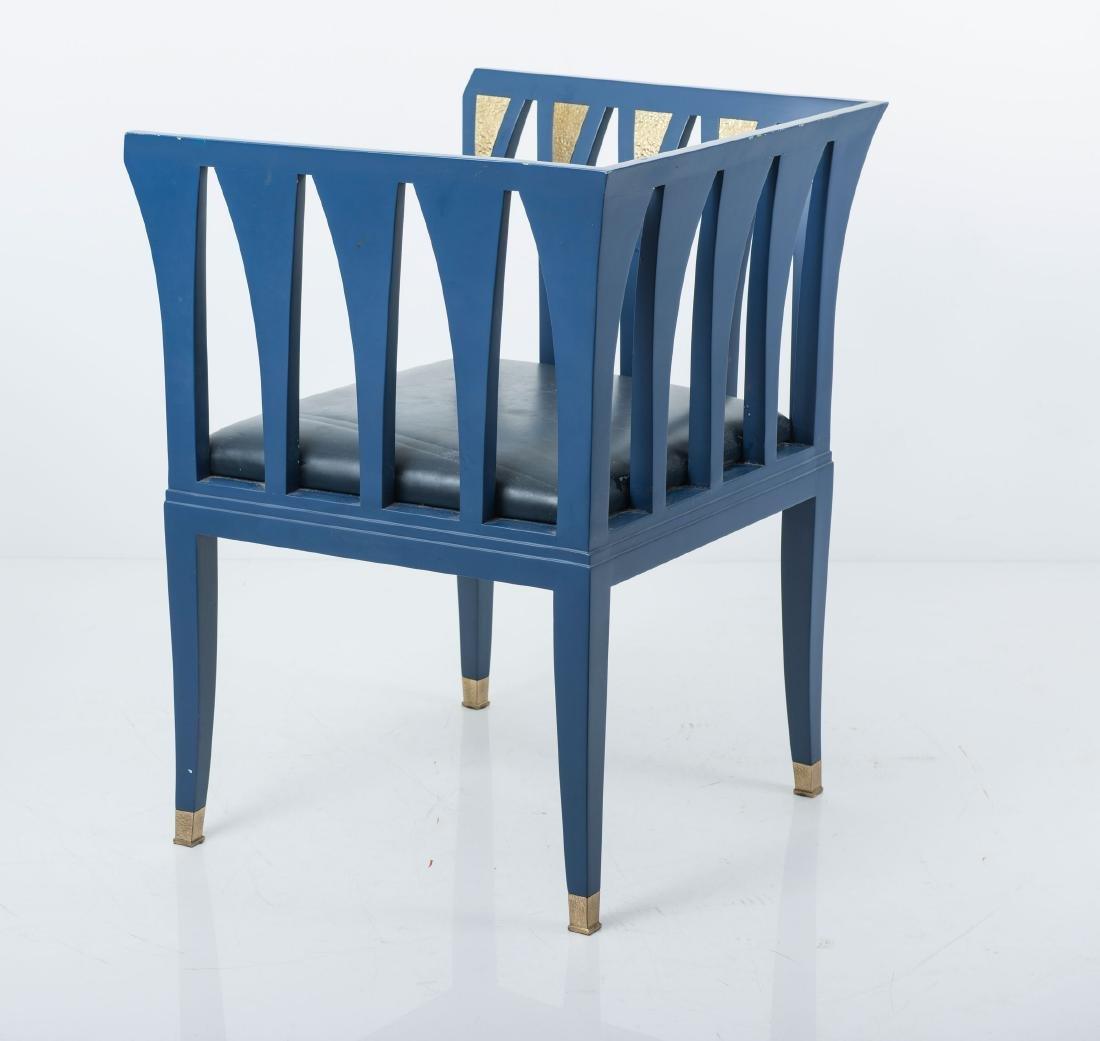 Four 'Blue' armchairs, 1929 - 2