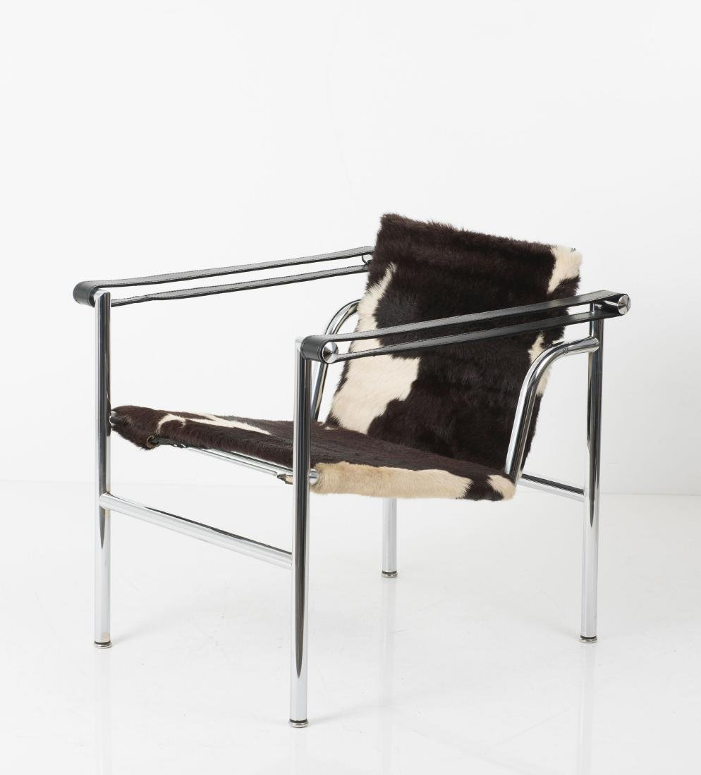 'LC 1' armchair, 1928 - 5