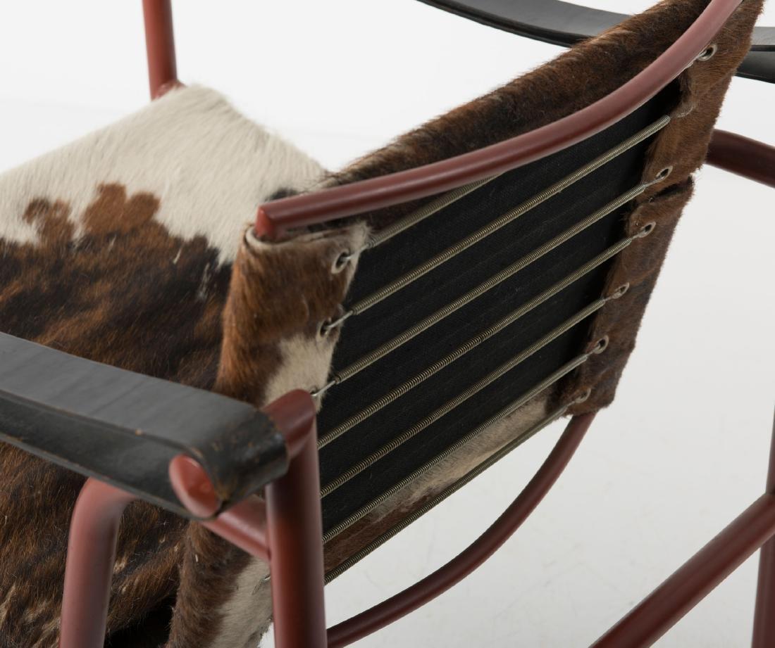 'LC 1' armchair, 1928 - 4