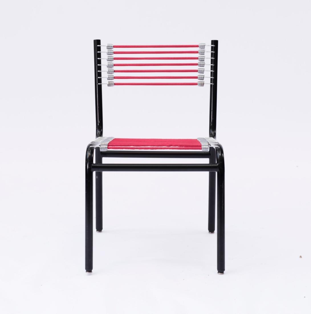 'Chaise basse' - '102' chair - 2