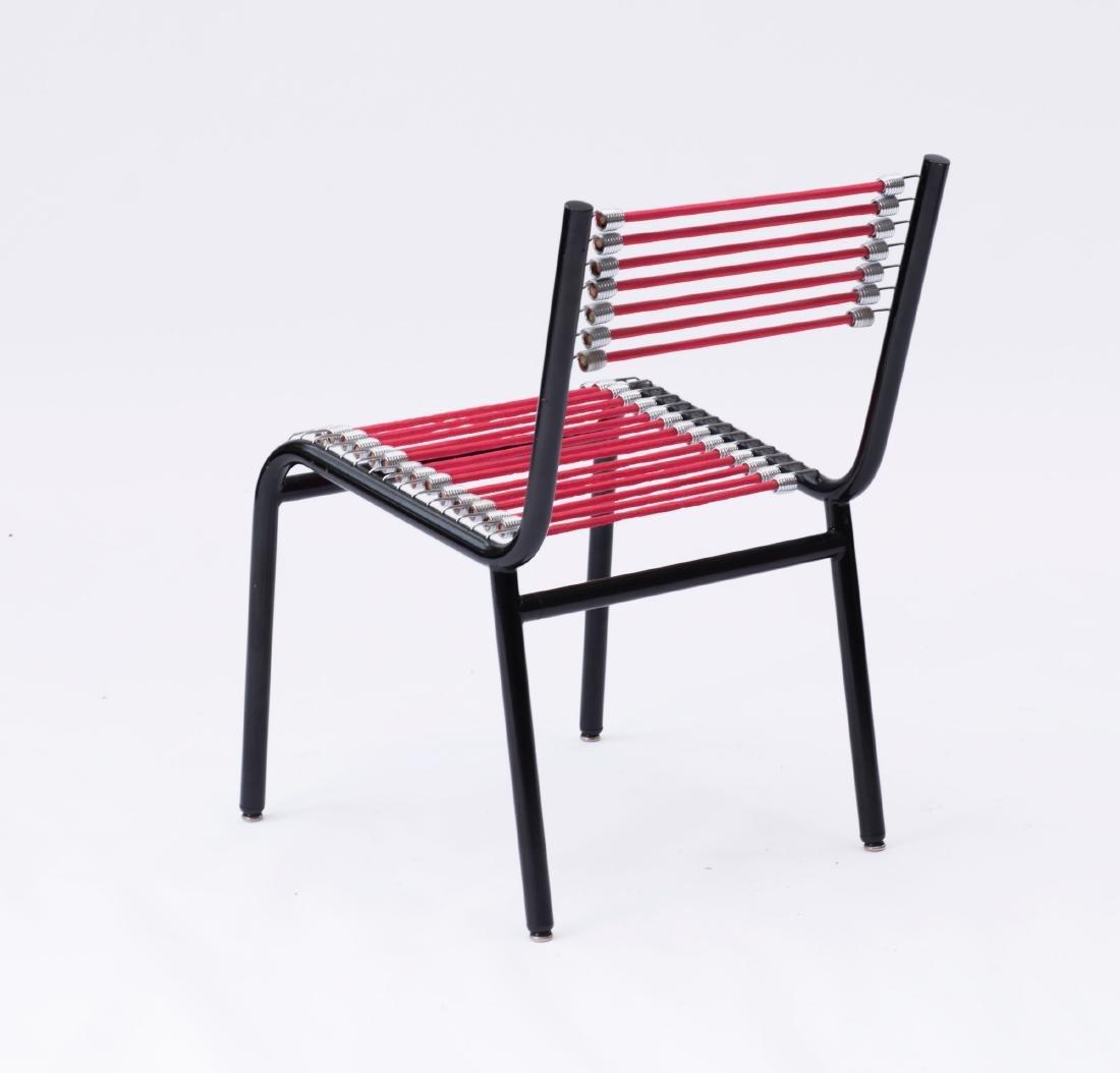 'Chaise basse' - '102' chair - 5