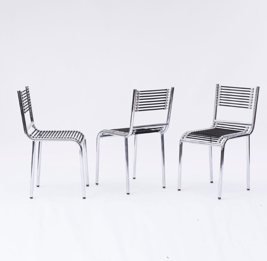 Three '101' chairs, 1930 - 4