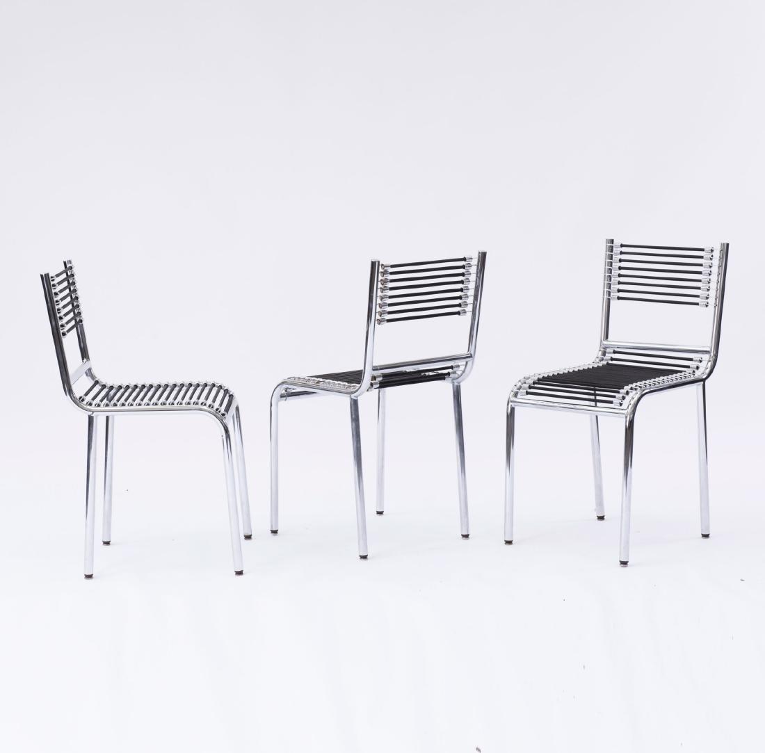 Three '101' chairs, 1930 - 6
